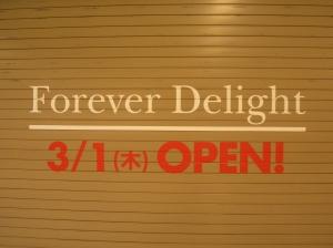 forever delight