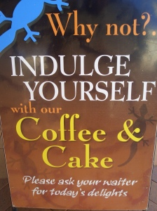Indulge yourself