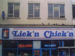 Lick'n Chick'n (London)