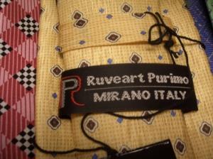 Mirano 安物だとすぐにわかる