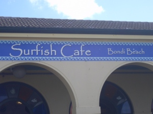 Surfish cafe