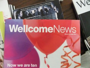 wellcome news
